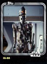 IG-88 - Bounty Hunter - Base Series 1
