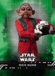 Nien Nunb - Star Wars: The Rise of Skywalker Series 1 Base