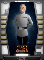 Colonel Yularen - 2020 Base Series