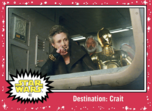 Destination: Crait - Journey to the Rise of Skywalker - Base - Hope