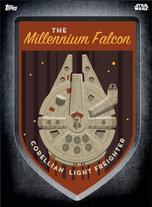 Millennium Falcon - Digital Patches