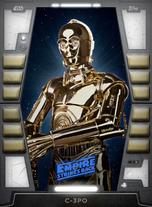 C-3PO - 2020 Base Series 2