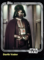 Darth Vader - Sith Lord (ANH) - Base Series 1