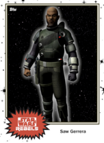 Saw Gerrera - Base Series 4 - Rebels