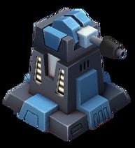 Rapid Turret Lvl 5 - Imperial