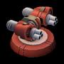 Rocket Turret Lvl 4 - Republic