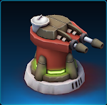 Rapid Turret Lvl 7 - Rebel