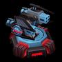 Rocket Turret Lvl 8 - Imperial