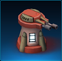 Rapid Turret Lvl 5 - Rebel