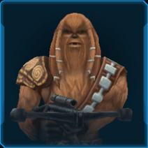 Wookiee-warrior