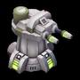 Rapid Turret Lvl 10 - Rebel
