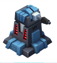 Rapid Turret Lvl 6 - Imperial