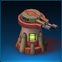 Rapid Turret Lvl 6 - Rebel