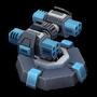 Rocket Turret Lvl 5 - Imperial