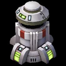 Burst Turret Lvl 10 - Rebel