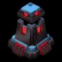 Burst Turret Lvl 8 - Imperial
