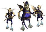 Katuunko and guards
