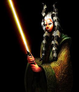 Me as a Jedi Togruta by Skypher