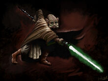 Sullustan Jedi by Scarecrovv