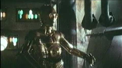 Star Wars - Episode IV - Trailer (original 1977)