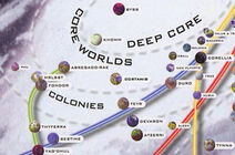 Cortanis map
