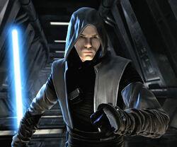 Galen Marek Jedi Knight by Cindrollic