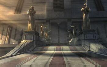 Temple corscant