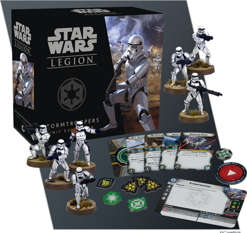 Stormtroopers expansion spread