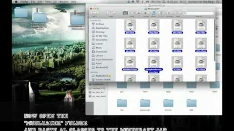 How to install the Star Wars mod on Mac os X