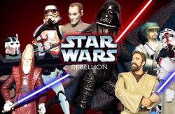 Rebellionposter