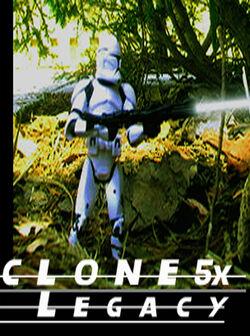 Clone5xPoster art