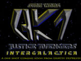 Star Wars: Justice Avengers Intergalactica