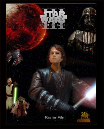 Star Wars Episode Iii Rise Of The Empire Star Wars Photo Novels Wiki Fandom