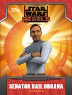 Heroes - Senator Bail Organa