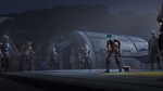Sabine and Fenn Duel