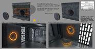 Fire Across the Galaxy Concept Art 15
