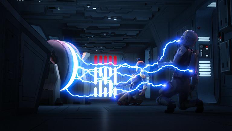 Arc Pulse Generator Star Wars Rebels Wiki Fandom Powered By Wikia