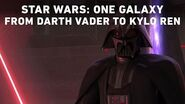 Star Wars One Galaxy - From Darth Vader to Kylo Ren