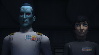 Image result for arihnda pryce thrawn