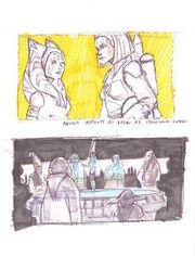 TCW Series Finale Sketch