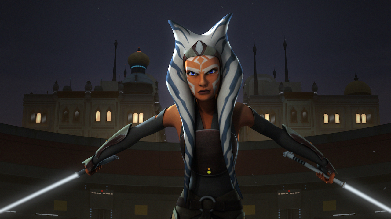 Image result for ahsoka tano 1280x720