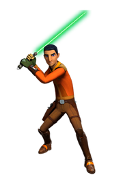 Ezra bridger season 3 Render