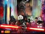 Lego Imperial Poster