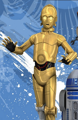 C-3PO (Droids in Distress)