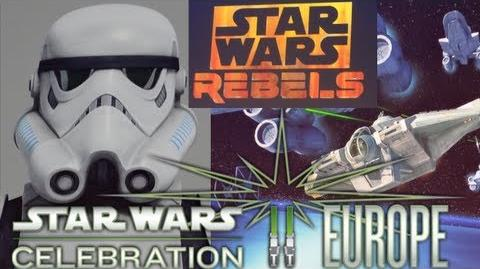 FIRST LOOK AT STAR WARS REBELS! (CEII)