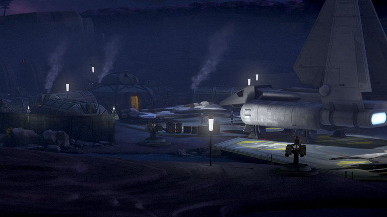 Mandalorian Sides - Star Wars: Battlefront II (2005) Mods ... |Star Wars Mandalorian Base