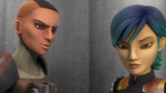 Ketsu and Sabine