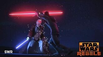 Star Wars Rebels Obi Wan Kenobi Vs Maul