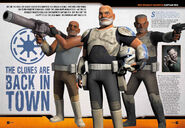 The Clones are Back in Town
