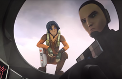 Ezra and Rudhor (Property of Ezra bridger)